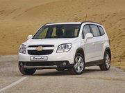 Chevrolet Orlando Поколение I Компактвэн