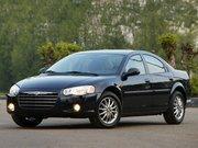 Chrysler Sebring Поколение II Рестайлинг Седан