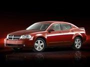 Dodge Avenger Поколение II Седан