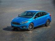 Ford Focus Поколение III Рестайлинг Седан