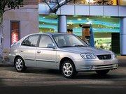 Hyundai Accent Поколение II Рестайлинг Хэтчбек