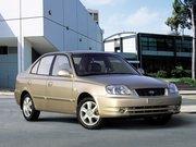 Hyundai Accent Поколение II Рестайлинг Седан