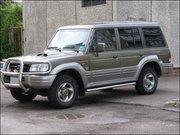 Hyundai Galloper Поколение II Внедорожник