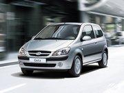 Hyundai Getz Поколение I Рестайлинг Хэтчбек 3 дв.