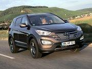 Hyundai Santa Fe III Внедорожник