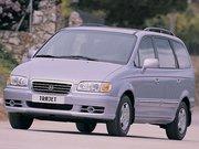 Hyundai Trajet Поколение I Компактвэн