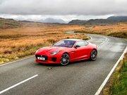 Jaguar F-Type Поколение I Рестайлинг Купе