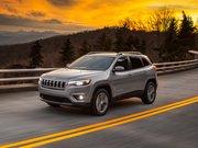 Jeep Cherokee Поколение V Рестайлинг Внедорожник