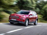 Jeep Cherokee Поколение V Внедорожник