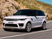Land Rover Range Rover Sport Поколение II Рестайлинг Внедорожник