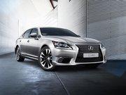 Lexus LS IV Рестайлинг Седан