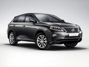 Lexus RX Поколение III Рестайлинг Внедорожник