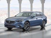 Mazda 6 Поколение III Рестайлинг Универсал