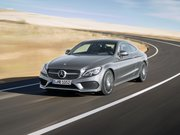 Mercedes-Benz C Поколение IV Купе