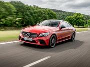 Mercedes-Benz C Поколение IV Рестайлинг Купе