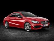 Mercedes-Benz CLA Поколение I Рестайлинг Седан