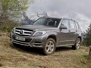 Mercedes-Benz GLK Поколение I Рестайлинг Внедорожник