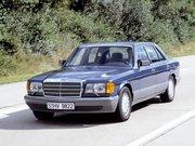Mercedes-Benz S Поколение II Рестайлинг Седан