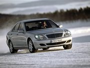 Mercedes-Benz S IV Рестайлинг Седан