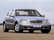 Mercedes-Benz S Поколение IV Седан