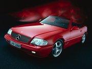 Mercedes-Benz SL Поколение IV Рестайлинг 2 Родстер