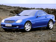 Mercedes-Benz SLK Поколение I Родстер