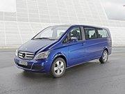 Mercedes-Benz Viano Поколение I Рестайлинг Минивэн Extralang