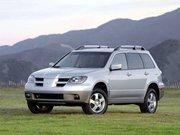 Mitsubishi Outlander Поколение I Внедорожник