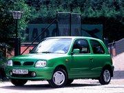 Nissan Micra Поколение II Хэтчбек 3 дв.