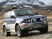 Nissan Terrano Поколение II Рестайлинг Внедорожник
