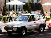 Nissan Terrano Поколение II Внедорожник 3 дв.