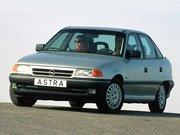 Opel Astra Поколение F Седан