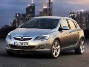 Opel Astra Поколение J Хэтчбек