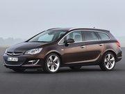 Opel Astra Поколение J Рестайлинг Универсал