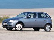 Opel Corsa Поколение C Рестайлинг Хэтчбек