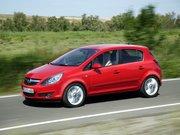 Opel Corsa Поколение D Хэтчбек
