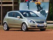 Opel Corsa Поколение D Рестайлинг Хэтчбек