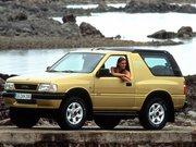 Opel Frontera Поколение A Внедорожник 3 дв.