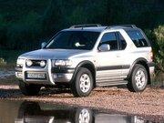 Opel Frontera Поколение B Рестайлинг Внедорожник 3 дв.
