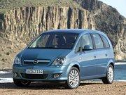 Opel Meriva Поколение A Рестайлинг Компактвэн
