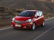 Opel Meriva Поколение B Рестайлинг Компактвэн