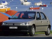 Peugeot 306 Поколение I Хэтчбек