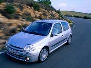Renault Clio Поколение II Хэтчбек 3 дв.