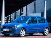 Renault Clio Поколение II Рестайлинг Хэтчбек 3 дв.