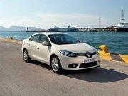 Renault Fluence Поколение I Рестайлинг Седан