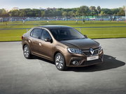 Renault Logan II Рестайлинг Седан
