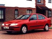 Renault Megane Поколение I Рестайлинг Седан