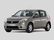 Renault Sandero Поколение I Хэтчбек