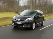 Renault Scenic Поколение III Рестайлинг 2 Компактвэн