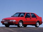 Saab 9000 I Рестайлинг Лифтбек